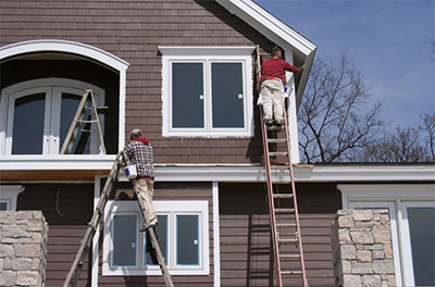 Burrillville-Rhode Island-house-painting